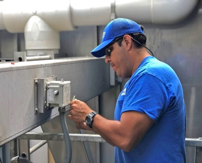 Maintain Cooling Towers To Minimize Equipment Or Component